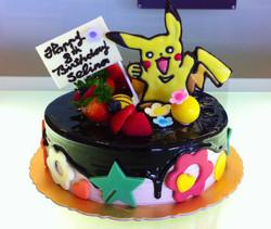 CR-020   Pikachu