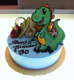 CR-025   Dinosaur