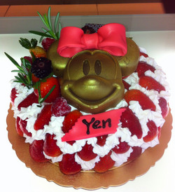 CR-019    Minnie Mouse