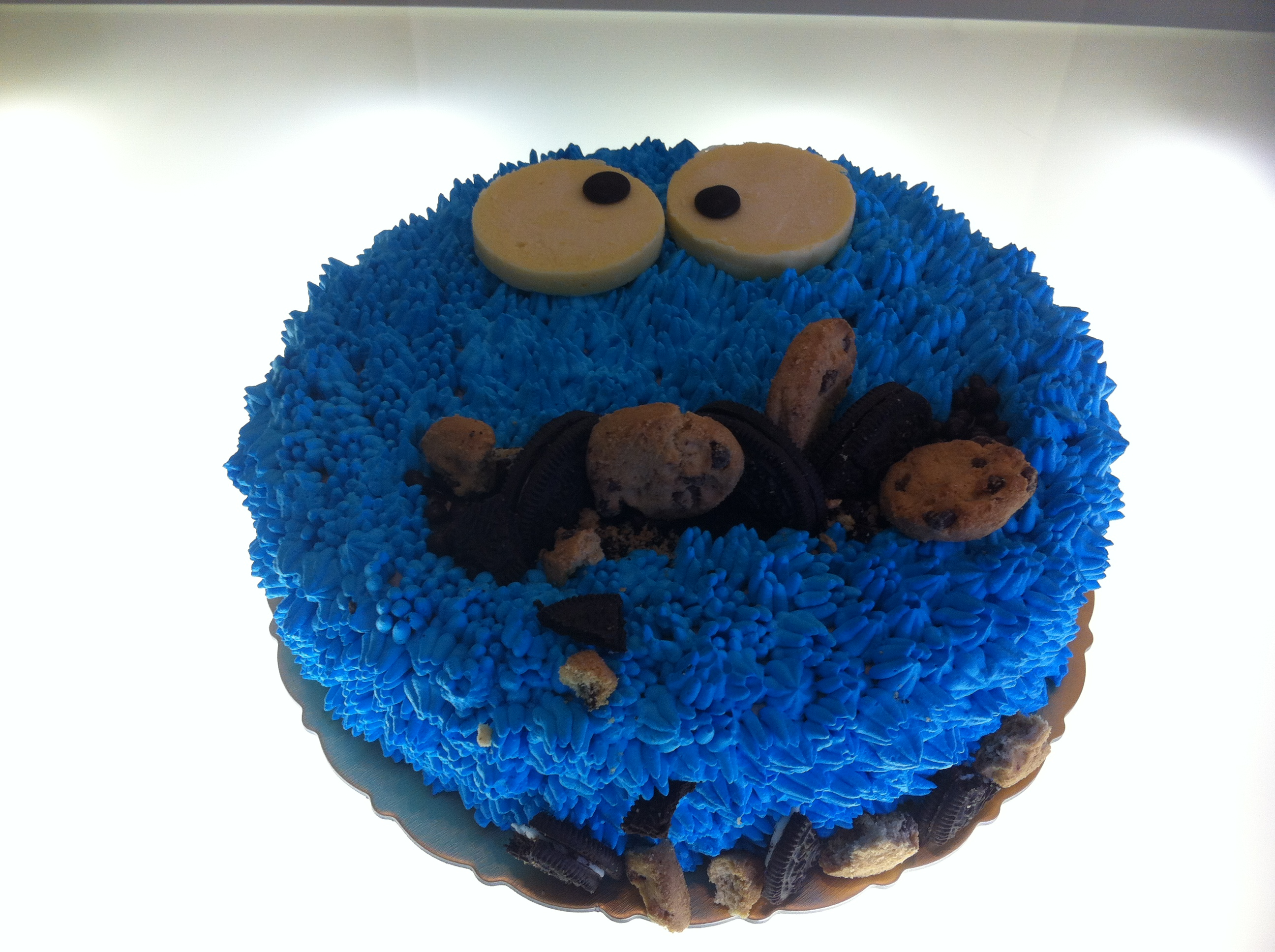 CR-013b    Cookie Monster