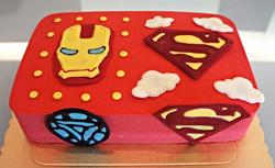 CR-108   Iron Man/Superman