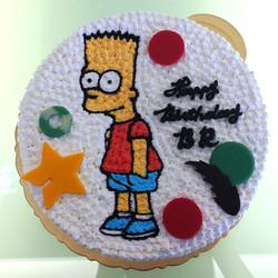 CR- 079   Bart Simpson