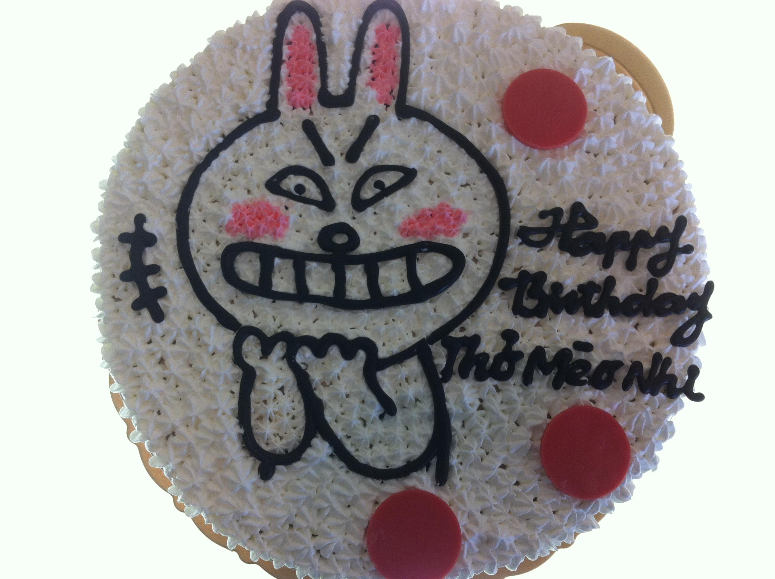 CR-010   Bunny