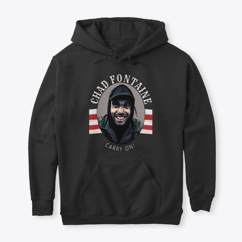 Chad Fontaine Carry On Black Hoodie.jpg