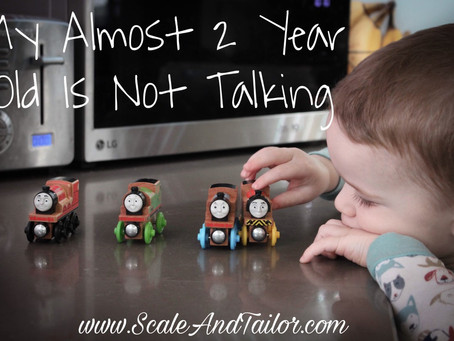 My Almost 2 Year Old Is Not Talking