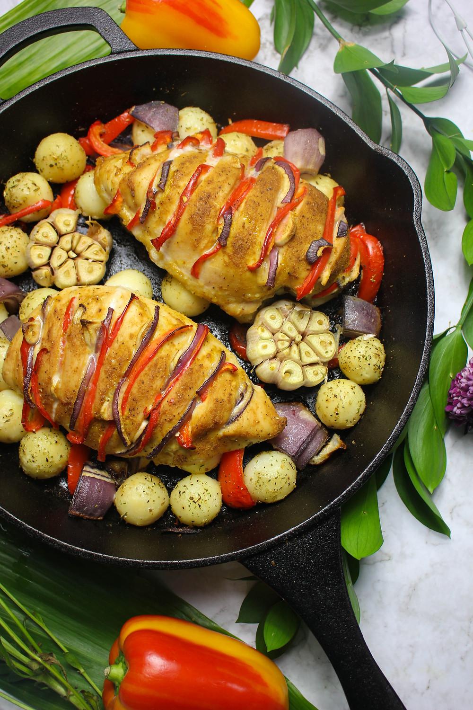 Smoked Chicken Breast. BBQ Chicken Breast. Hasselback Chicken Breast