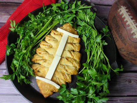 Touchdown Chicken Tex Mex | Gameday Food | Superbowl Food Ideas | Pillsbury Biscuit Recipes
