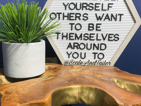 Be So Completely Yourself