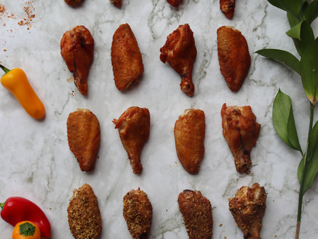 Smoked Chicken Wings | Smoked Chicken Wing Recipe | Canadian Chicken