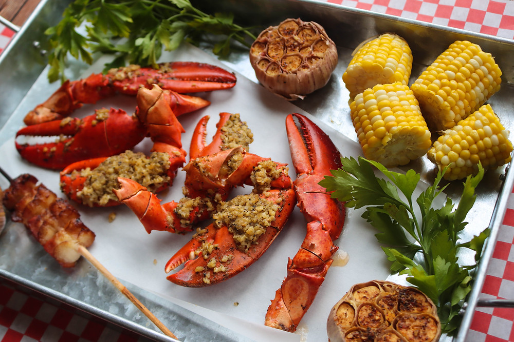 Smoked Lobster Claws.  Lobster Claw Recipe. BBQ Lobster Claw