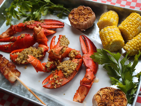 Smoked Lobster Claws | Lobster Claw Recipe | BBQ Lobster Claw