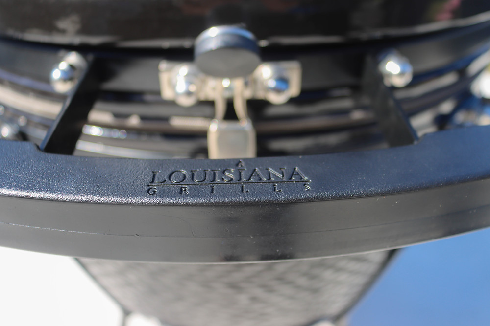 Louisiana Grills K24 Review. Kamado Griller