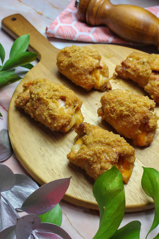 Smoked Chicken Cordon Bleu. Easy Chicken Cordon Bleu. Chicken Thigh Cordon Bleu.