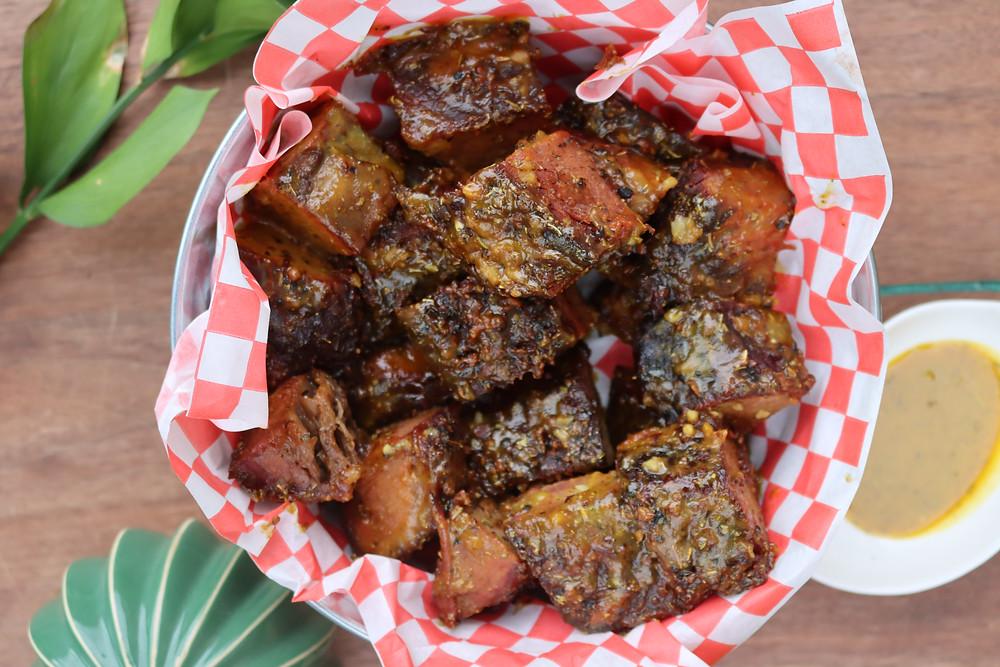 Brisket Burnt Ends Recipes. Smoked Brisket Burnt Ends.