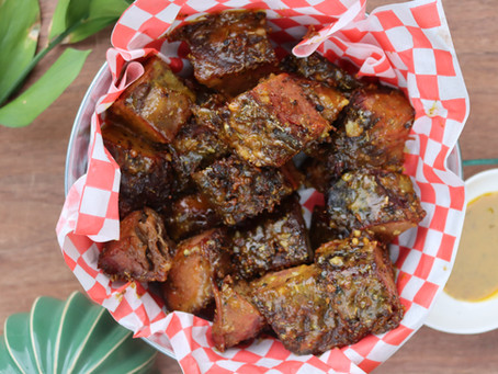 Maple Mustard Brisket Burnt Ends | Brisket Burnt Ends Recipe | Smoked Brisket Burnt Ends