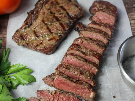 Smoked Bison | Bison Steak Recipe | Bison Steak