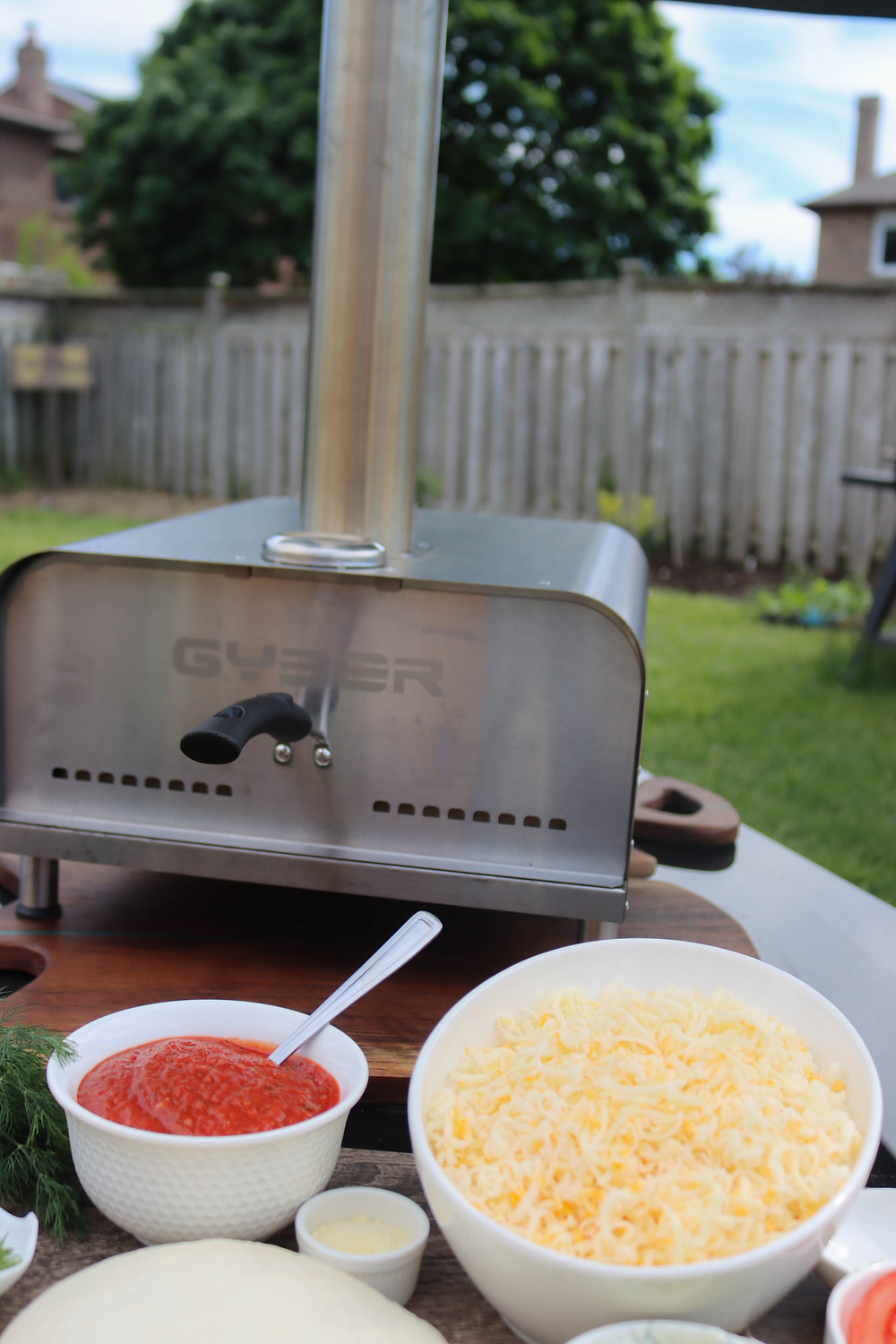 Gyber Pizza Oven. Home Pizza Oven. Outdoor Pizza Oven