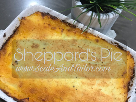 The Best Sheppard's Pie Recipe