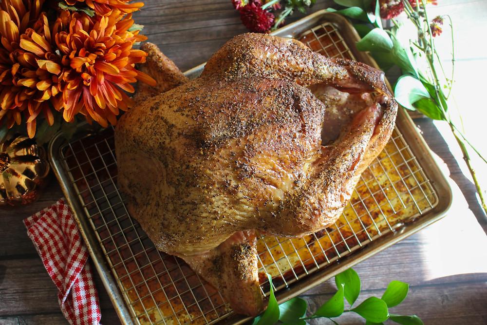 Smoked Turkey.  Smoked Turkey Recipe. Smoked Turkey Brine. Louisiana Grills Black Label
