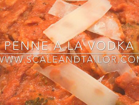 DeliciousPenne A La Vodka