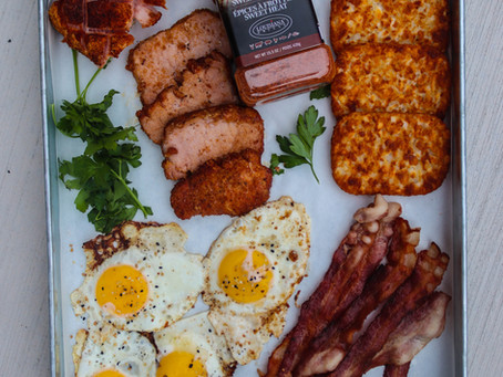 Peameal Bacon Roast | Peameal Bacon Recipes | Peameal Bacon on BBQ