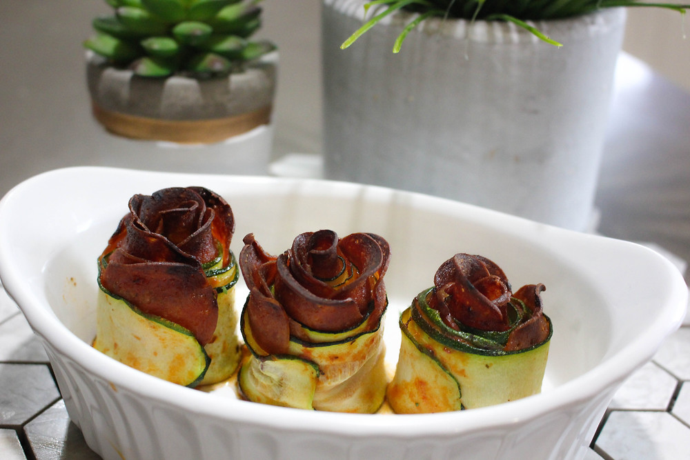 Smoked Veal Roses. Smoked Veal. Veal Recipes.