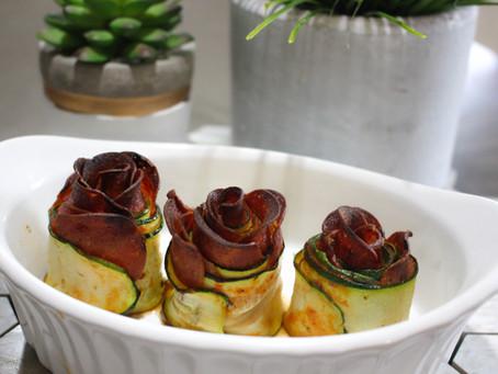 Zucchini Roses | 30 Minute Recipe