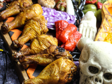 Halloween Theme Board | Halloween Food