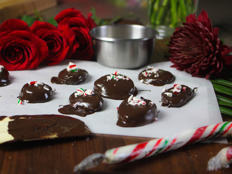 DIY After Eights | Peppermint Patty Recipe | Easy Christmas Dessert