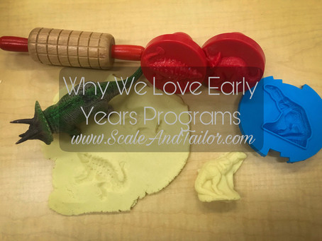 Why We Love Early Years Programs