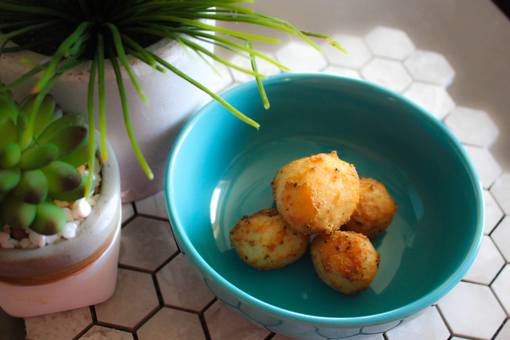 Portuguese Potatoes