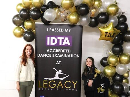 IDTA Dance Examinations