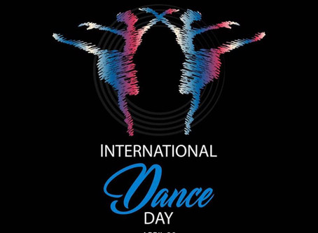 Happy International Dance Day!
