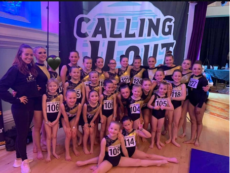 Our Talented Dancers - MORE COMPETITION WINS!