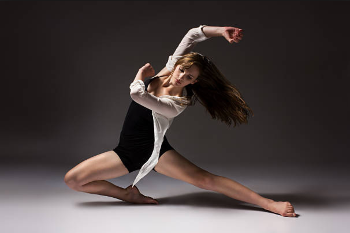 Monday Contemporary - July (3 Classes )
