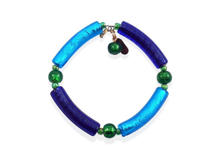 Acquamare Cobalto Anello Bracelet