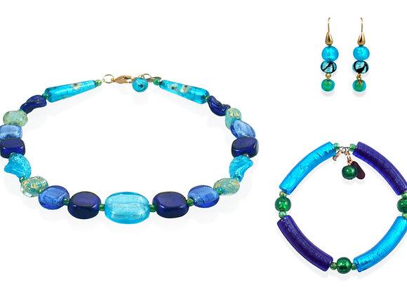 Verde Bluino Sommerso Jewelry
