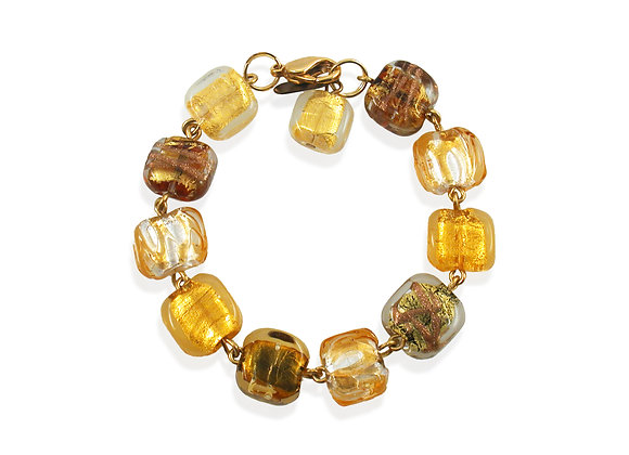 Ambra Sommerso Astratto Bracelet