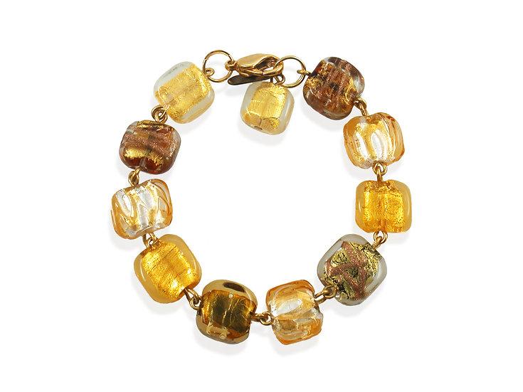 Ambra Sommerso Astratto Bracelet
