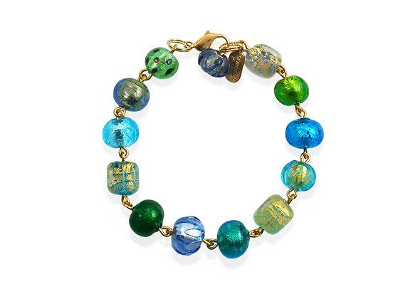 Bluino Verde Sommerso Bracelet