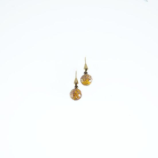 Ambra Avventurina Earrings