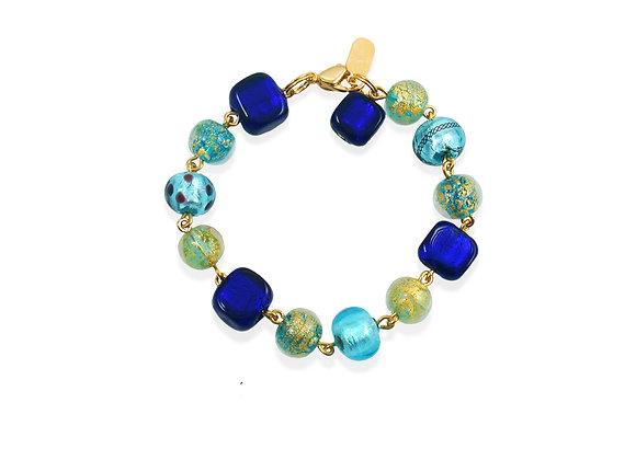 Cobalto Pois Sommerso Bracelet