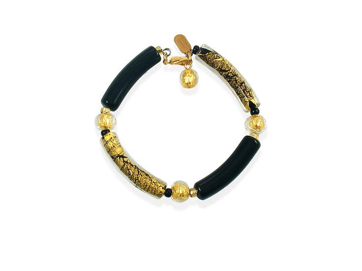 Nero Sommerso Anello Bracelet
