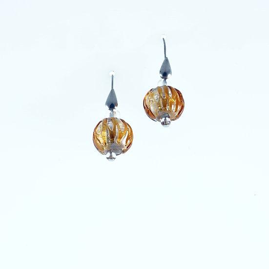 Ambra Barocco Earrings