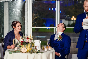 Reception - sweetheart table