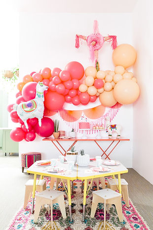 All The Pink Party