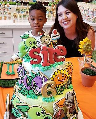 Sire Jacksons 6th Birthday