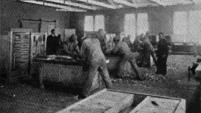 1908 家具製作科 家具組立工場