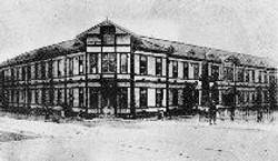 1907 築地校舎