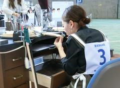 神田夏稀さん第56回技能五輪全国大会銅賞を受賞